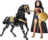 DC Comics Wonder Woman Doll with Horse