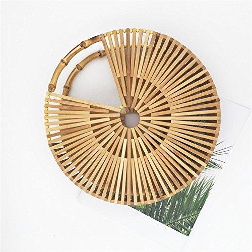 Bolsa bambú Redondas Playa bambú de de Aire Compra de de Bolsa portátil Al té Libre Naviga Redondas de la bambú Bolsa Bolso Bolsa de qUpfcHw