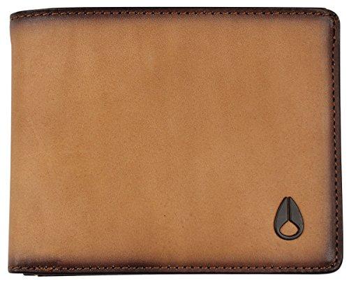 Nixon Cape Bi-fold ID Wallet - Tan by NIXON (Image #1)