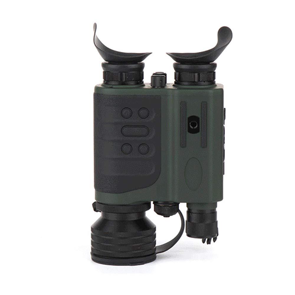 WOTR Night Vision Binoculars,Digital Night Vision Scope 30x50 Infrared Night Vision Hunting Binocular Telescopes Photo Camera Video Recorder Playback Function Telescopes by WOTR