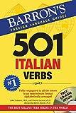 501 Italian Verbs (Barron's Foreign Language Guides)