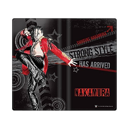 Kokorabo WWE sliding notebook-type smart phone case [Shinsuke Nakamura ver. (S)] by Kokorabo