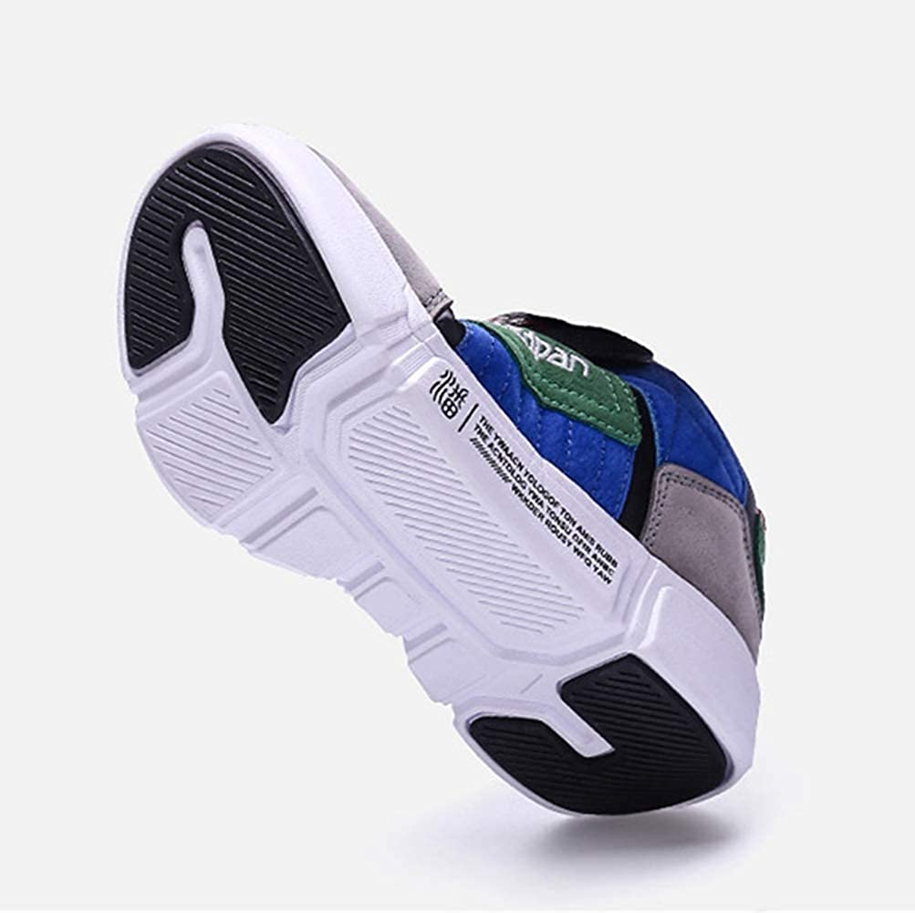Little Kid//Big Kid F-OXMY Boys Non-Slip Soft Casual Sneaker Outdoor Walking Runing Athletic Sport Shoes