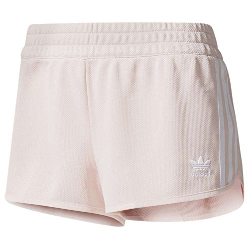 エスカレーター賄賂不完全な(アディダス) adidas Originals レディース ボトムス?パンツ ショートパンツ Trefoil Regular Shorts [並行輸入品]