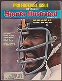 Sports Illustrated September 22 1975 Steelers' Mean Joe Greene cover