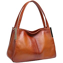 Heshe Women's Leather Designer Handbags