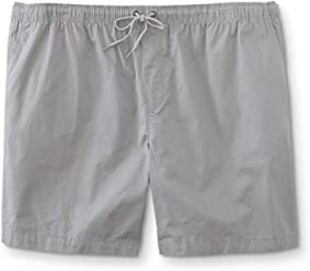 3ff4bac54893 BASIC EDITIONS Shorts Woven Mens New Size M Waist 32-34