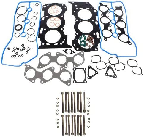 DNJ Head Gasket Set security with Super sale period limited Bolt For for 2003-2011 Toyota Kit