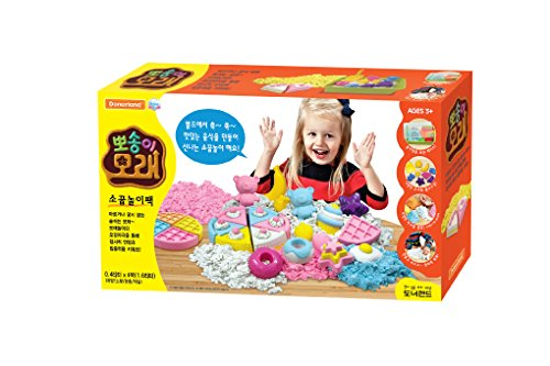 SOFT SANDPLAY PACK / MA06012 / 4Color Sand / with Case