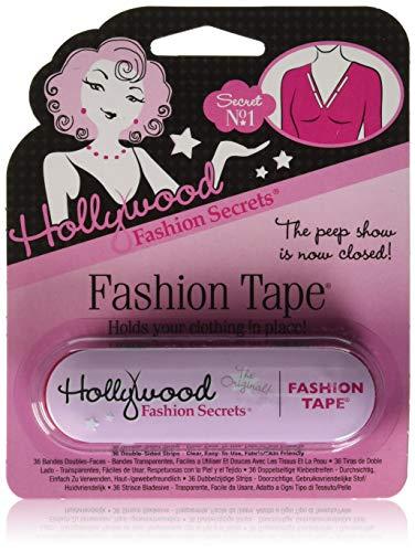 Hollywood Fashion Secrets Fashion Tape Accessory (One Size Clear)
