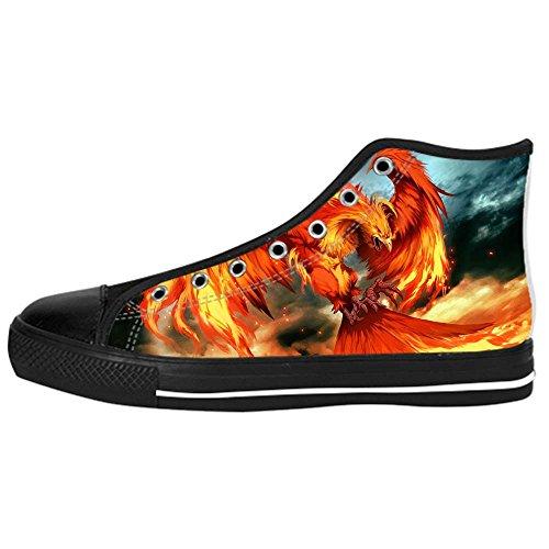 Custom Giulz in Smile Womens Canvas shoes I lacci delle scarpe scarpe scarpe da ginnastica Alto tetto