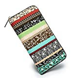 LOVESHE Women's New Design Bohemian Style Purse Clutch Bag Card Holder New Fashion (16TT18)