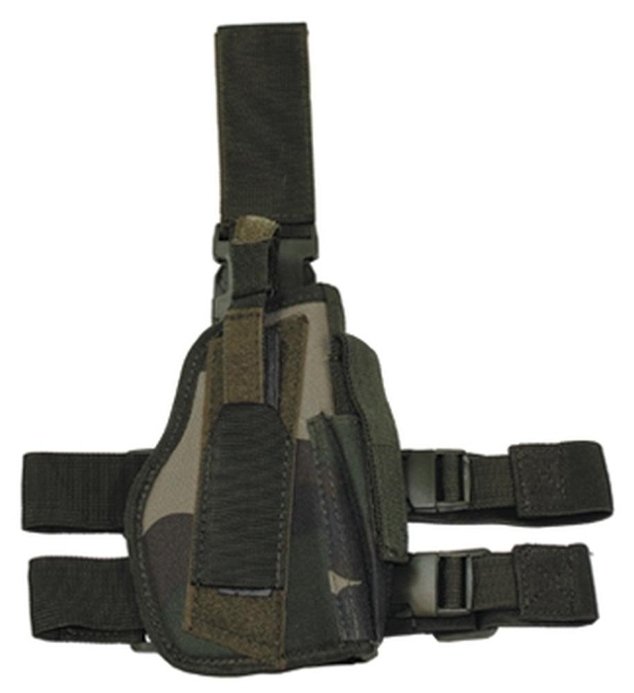 MFH TACTICAL DROP LEG HOLSTER BLACK Max Fuchs AG