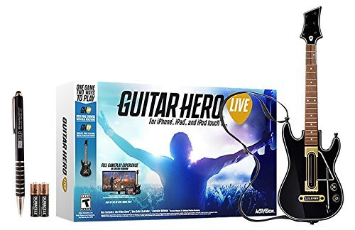 Guitar Hero Live - iOS For iPhone 5/5s/5c/6/6s/6plus, iPad Air 1/2 & iPad Mini w/ Stylus