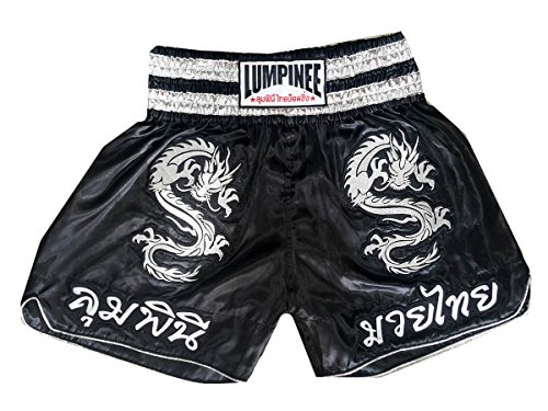 Lumpinee Muay Thai Kick Boxing Shorts : LUM-038
