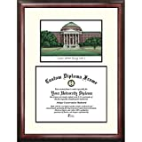 SMU Mustangs Framed Scholar Diploma Frame with Lithograph