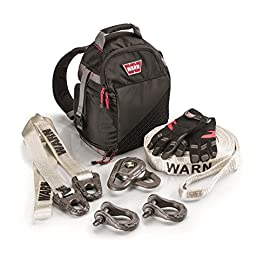 WARN 97565 Medium-Duty Epic Accessory Recovery Kit – Medium
