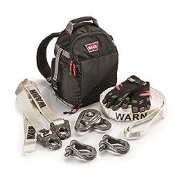 WARN 97565 Medium-Duty Epic Accessory Recovery Kit – Medium