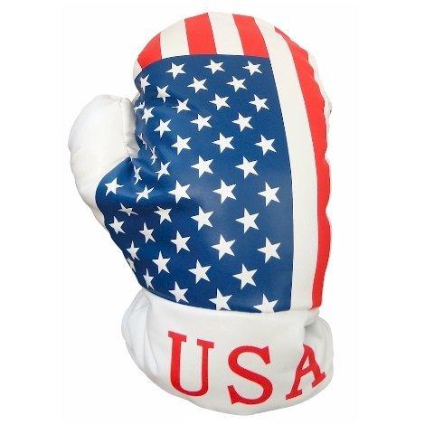 JP Lann USA Boxing Glove Driver Golf Club Headcover (Headcover Driver Boxing Glove)