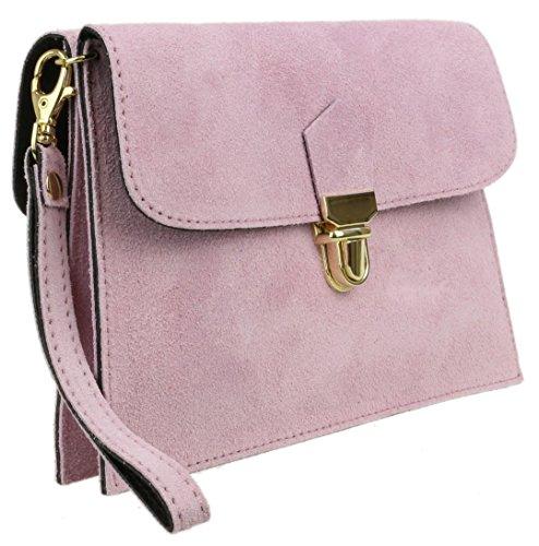 Rose Clair femme Pochettes Girly Handbags wfZx1AtAIq