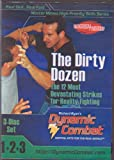 3 Disk Set - The Dirty Dozen - The 12 Most Devastating Strikes for Reality Fighting