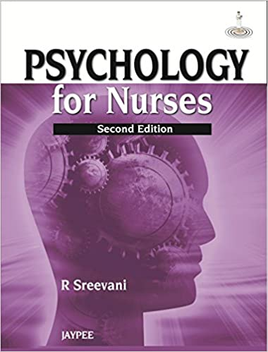 Buy Psychology For Nurses Book Online at Low Prices in India