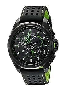 Citizen Men's Proximity Eco-Drive Black Ion Plated Proximity Watch AT7035-01E
