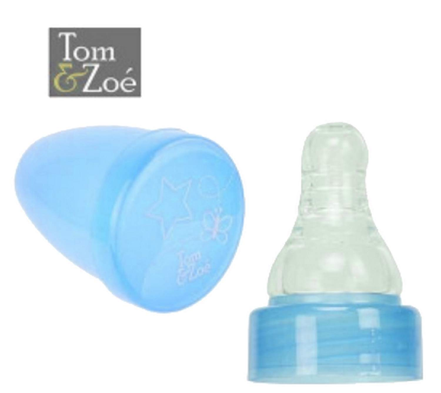 Silicone Wide Neck Teat 6-18 meses Natae