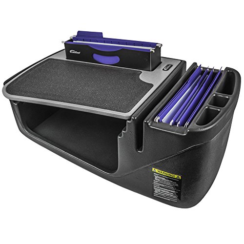 "SKB family Efficiency Filemaster Mobile Desk, 11"" x 25.25"" x 24 lbs"