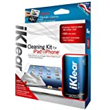 iKlear IK-IPAD Cleaning Kit for iPad/iPhone - Retail Packaging