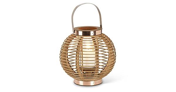 Amazon.com: Abbott Collection Bastille Globe linterna de ...