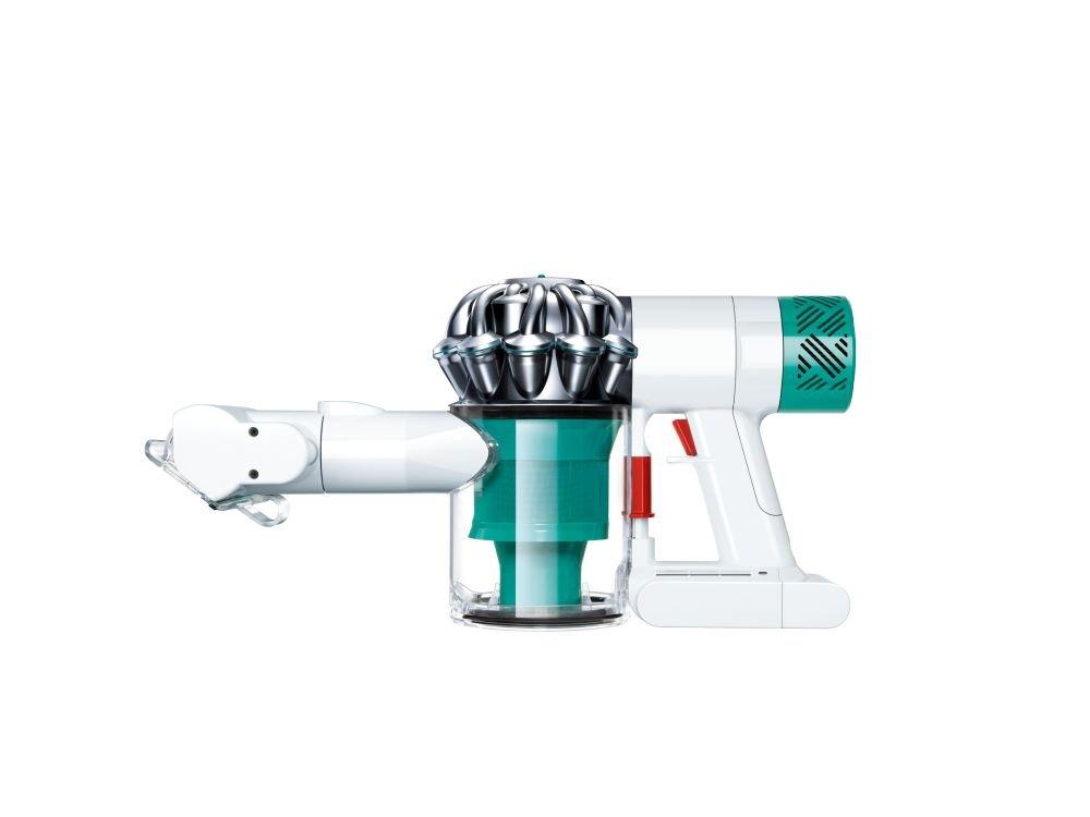Dyson V6 Mattress-Aspiradora de Mano con 2 Modos de aspiración (1630 Gramos, 350 W de Potencia, 28/100 W de succión, Capacidad del Cubo 0,4 litros, ...