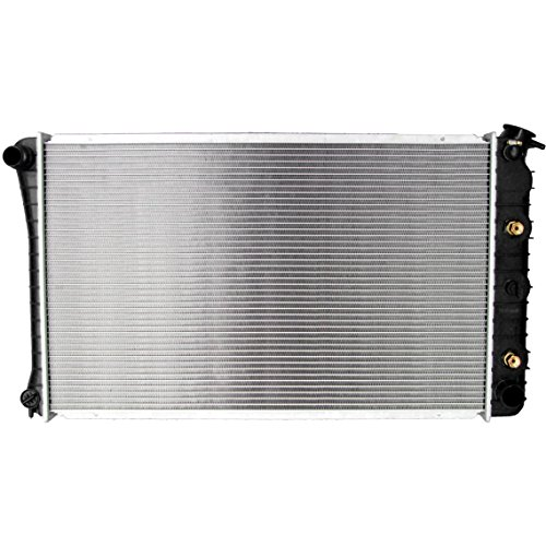 ECCPP NEW RADIATOR FOR BUICK FITS Centurion Base Century Base V8 5.7L 5L 3.8L CU161 (Buick Radiator Century Auto Car)