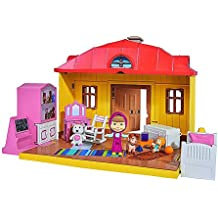 Masha and the Bear - Masha's House Playset