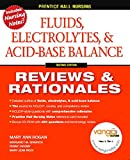 img - for Fluids, Electrolytes & Acid-Base Balance, 2nd Edition (Prentice Hall Nursing Reviews & Rationales) book / textbook / text book