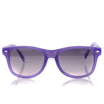 Amazon.com: Mikayla púrpura Kid – Gafas de sol de moda del: Baby