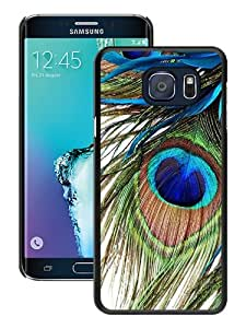 Fashionable Samsung Galaxy Note 5 Case ,Unique And Popular Designed Case With Peacock Feather Black Samsung Galaxy Note 5 Great Quality Screen Case