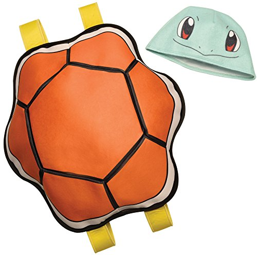 Squirtle Costume Kid (Rubie's Costume Pokemon Squirtle Child Costume Kit)