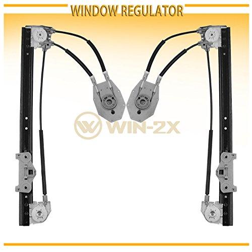 1998 bmw 528i window regulator - 8