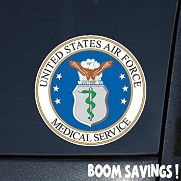 Sticker  US Air Force USAF Electronic Security Command Decal