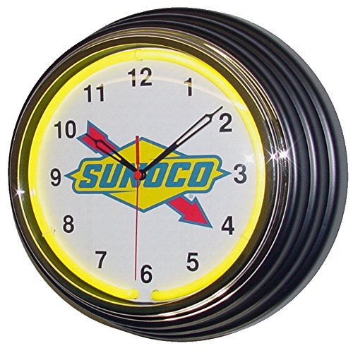 vintage advertising clocks - 6