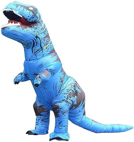 Y&M Disfraz Inflable T-Rex Infantil de Jurassic World para Adultos ...