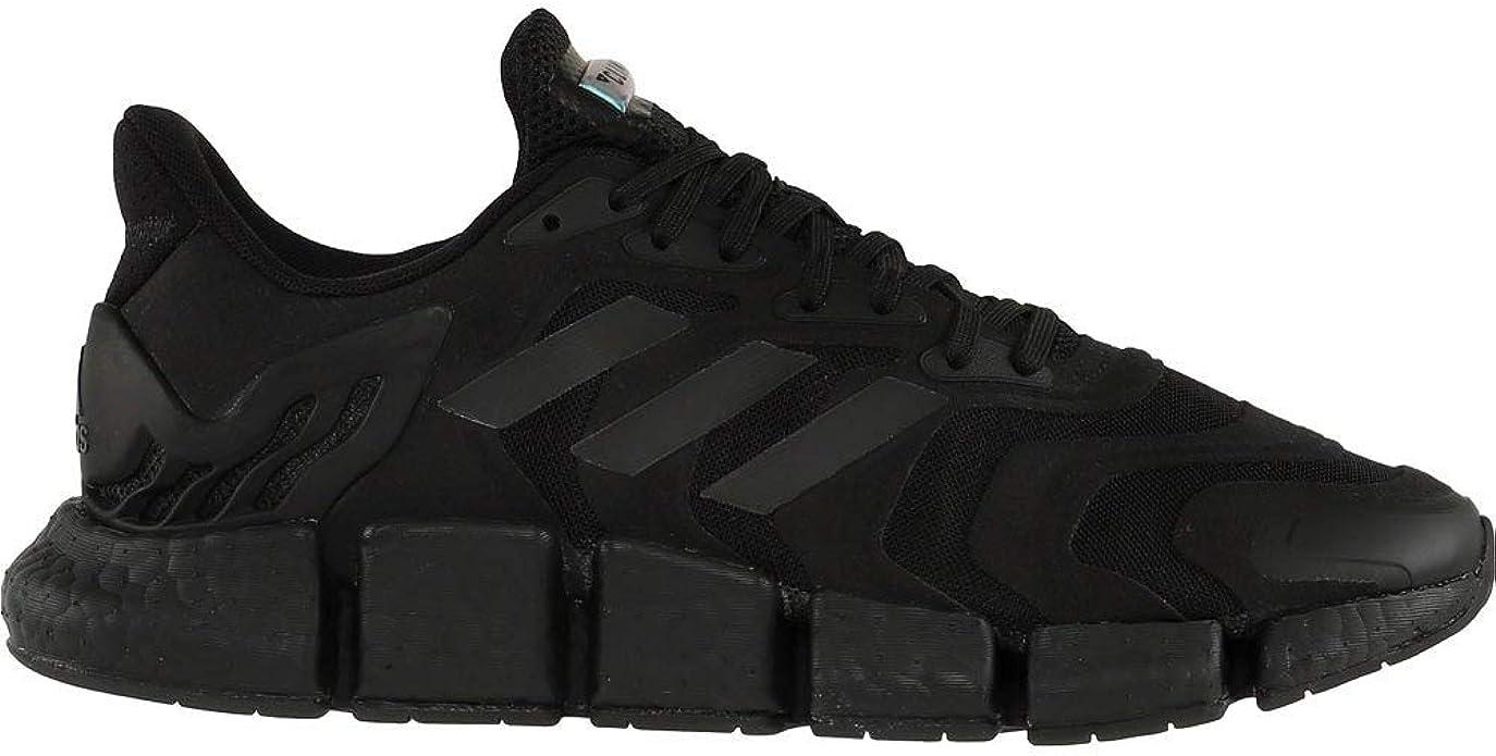 adidas Originals Mens Climacool Vento Running Sneakers Shoes - Black