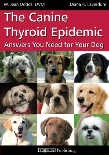 The Canine Thyroid Epidemic: Answers You Need for Your Dog (The Best Thyroid Medication)