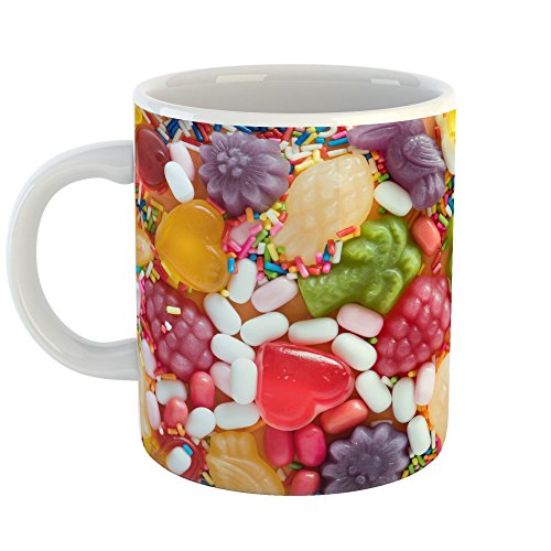 Westlake Art - Yummy Sugar - 11oz Coffee Cup Mug - Modern Pi