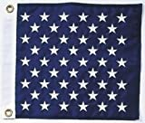 Annin Flagmakers 256322 Nyl-Glo U.S. Union Jack Flag, Embroidered-20 in. X 26 in. Review