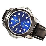 Men Watch, Lookatool Quartz Watch Men Army Wrist Watches Men's Sports Watch Luminous Green