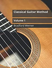 The hardcopy edition of the popular free PDF method book from Werner Guitar Editions (wernerguitareditions.com) and This is Classical Guitar (thisisclassicalguitar.com). Along with free YouTube video lessons, this book teaches classical and f...