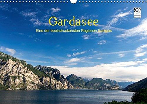 Gardasee (Wandkalender 2017 DIN A3 quer): Eine der beeindruckensten Regionen Europas (Monatskalender, 14 Seiten ) (CALVENDO Orte)