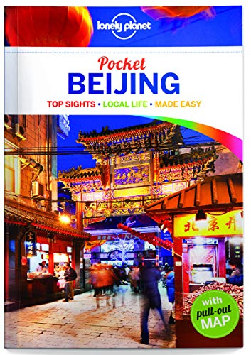 Lonely Planet Pocket Beijing (Travel Guide) (Tonal Stripe Silk)